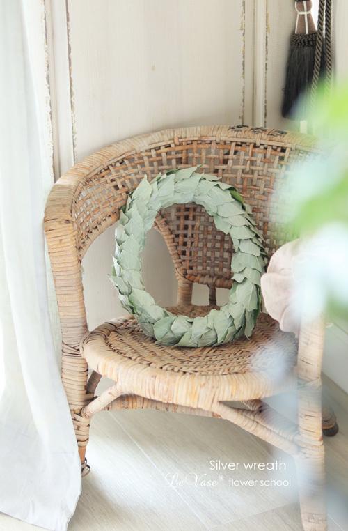 9月Living flowerクラス 『White&Green bouquet !』_e0158653_20023274.jpg