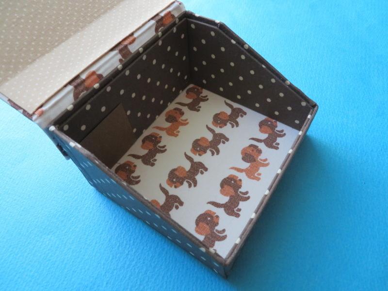 今日の新しい商品は、BINSさんのブーさんと、borittoさんのワンワン箱_f0129557_16101898.jpeg