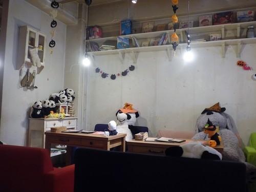 高円寺「ベイビーキングキッチン」へ行く。_f0232060_18472036.jpg