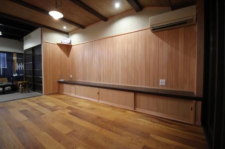 「和テイスト」の談話室が完成しました。_e0140472_10205232.jpg