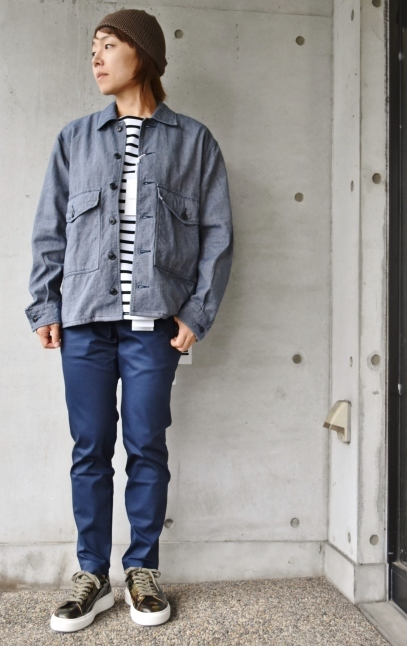 Battenwear × SAGE DE CRET ★★_d0152280_18191314.jpg