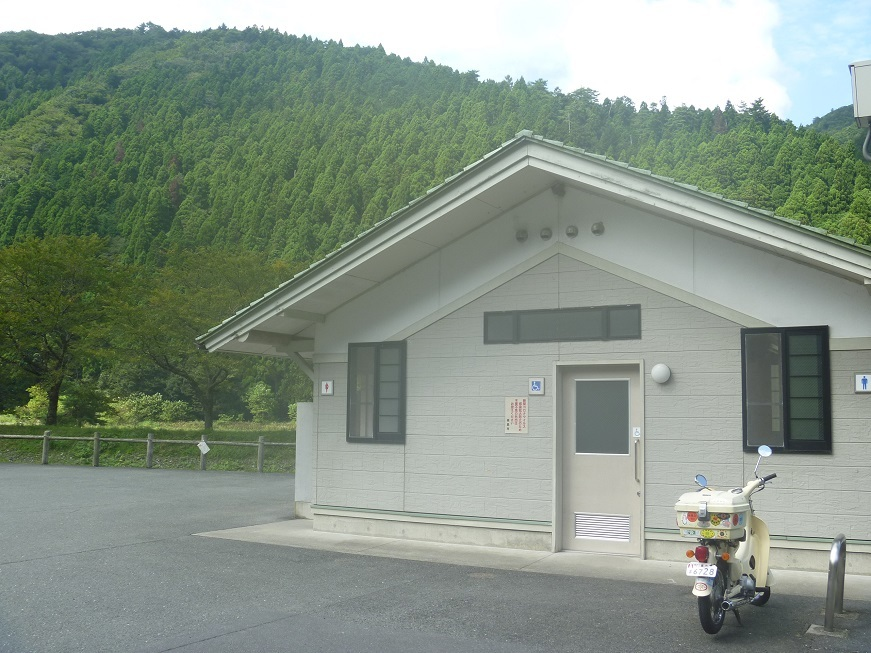 【ごちそうツーリング】鯖街道朽木にある美味しいお蕎麦屋、行ってみた_c0115197_10585461.jpg