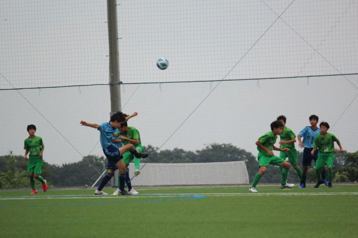 U-14練習試合_a0109314_01433186.jpg