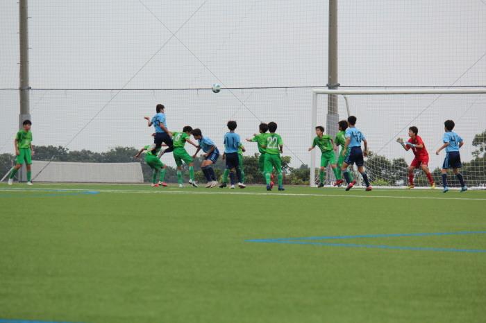 U-14練習試合_a0109314_01435068.jpg