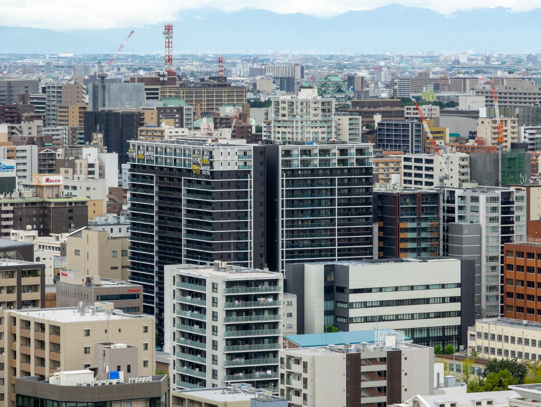 シティタワー葵建設進捗_a0177616_12533365.jpg