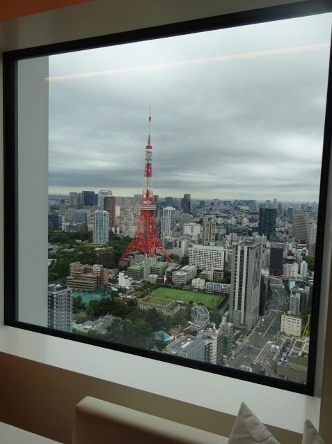 東京エディション虎ノ門 (4) プール、ジム、夜_b0405262_00084677.jpg