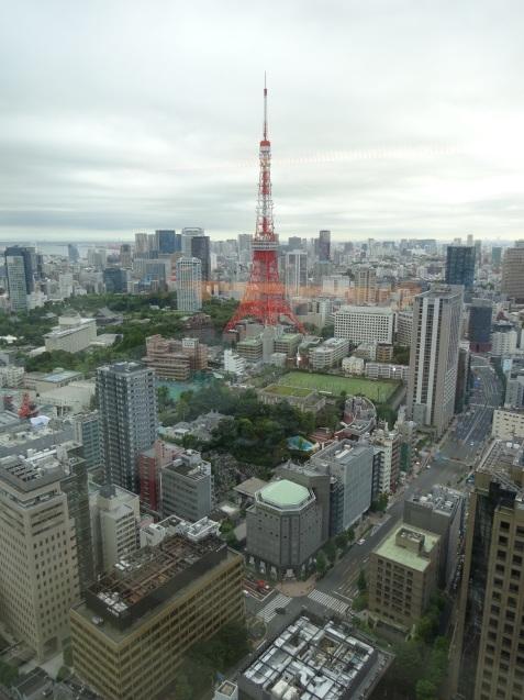 東京エディション虎ノ門 (4) プール、ジム、夜_b0405262_00090880.jpg