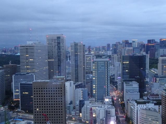 東京エディション虎ノ門 (4) プール、ジム、夜_b0405262_08381736.jpg