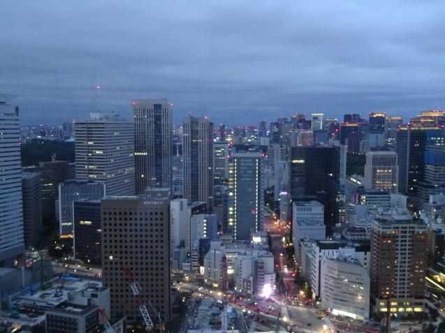 東京エディション虎ノ門 (4) プール、ジム、夜_b0405262_08383781.jpg