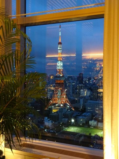 東京エディション虎ノ門 (4) プール、ジム、夜_b0405262_08400597.jpg