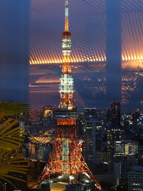 東京エディション虎ノ門 (4) プール、ジム、夜_b0405262_08411938.jpg