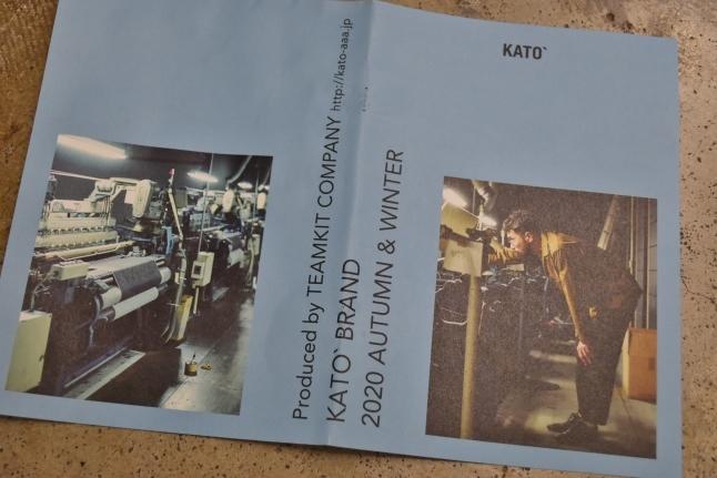 Kato   Indigo DENIM STAND SHIRTS_d0152280_20570468.jpg