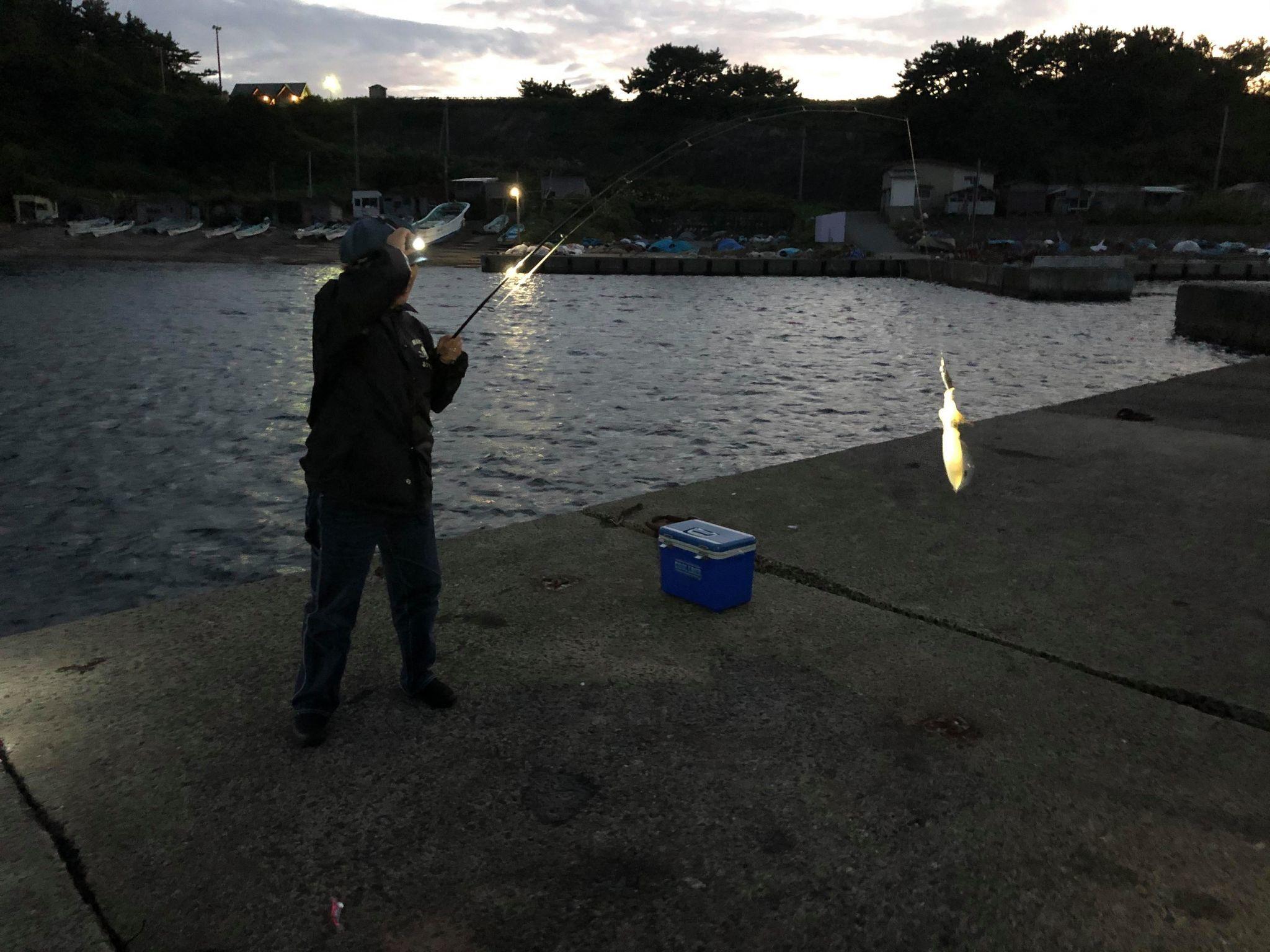 ◆ Fishing ◆_c0078202_10500834.jpg