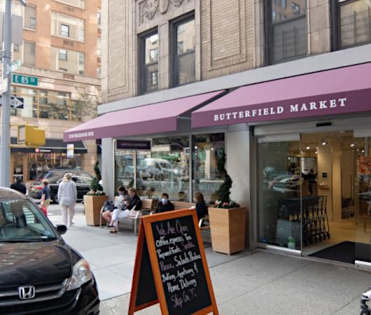 1915年創業のNYの老舗スーパー、バターフィールド・マーケット(Butterfield Market)がコロナ禍に2号店オープン_b0007805_05111932.jpg
