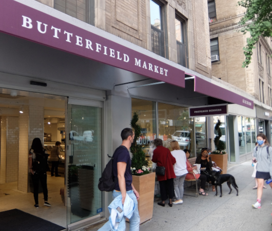 1915年創業のNYの老舗スーパー、バターフィールド・マーケット(Butterfield Market)がコロナ禍に2号店オープン_b0007805_05501756.jpg