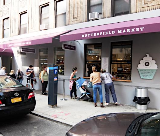 1915年創業のNYの老舗スーパー、バターフィールド・マーケット(Butterfield Market)がコロナ禍に2号店オープン_b0007805_06125541.jpg