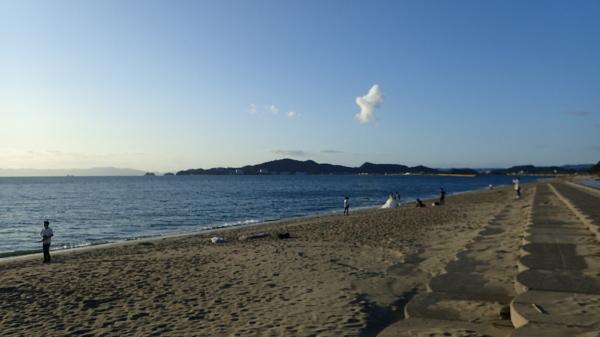 浜の宮 海岸_c0367107_18305384.jpg