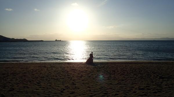 浜の宮 海岸_c0367107_18312242.jpg