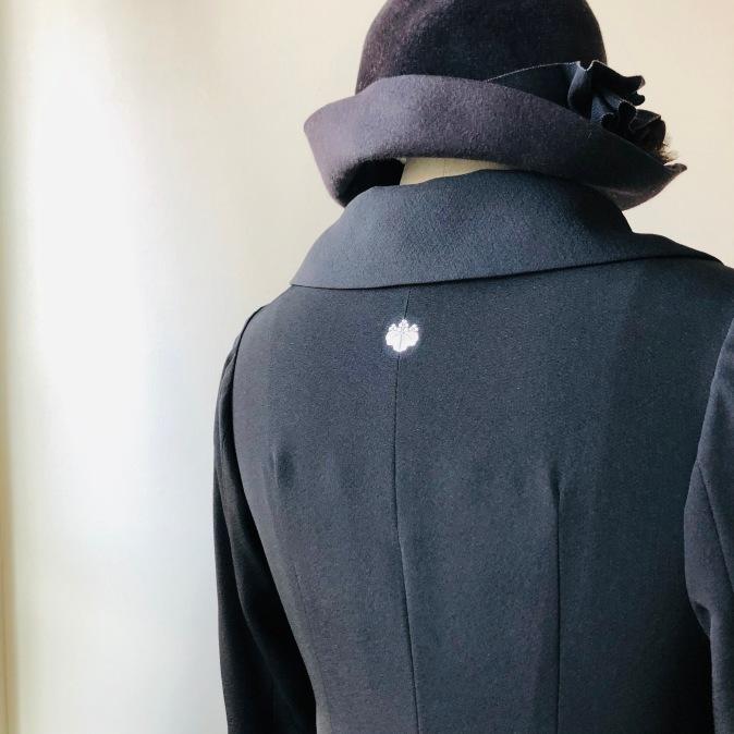 着物リメイク・喪服からワンピース_d0127925_13264000.jpg