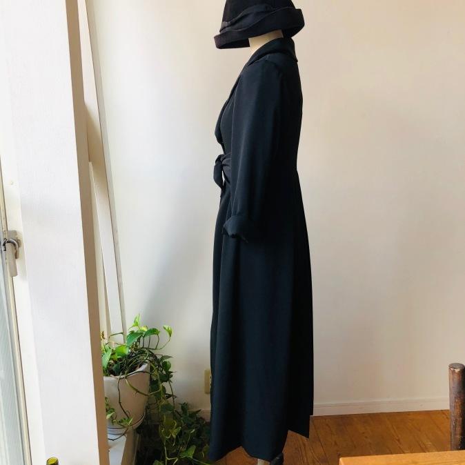 着物リメイク・喪服からワンピース_d0127925_13271086.jpg