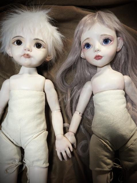 水の子の衣装制作と、月姫の製作♪_b0162357_08003868.jpeg