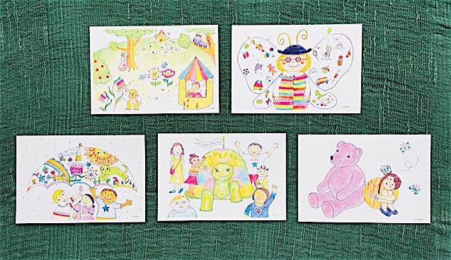 百(momo)さんがイラストを担当した  絵本『子どもの権利と新型コロナ』発売です!_e0124863_22542635.jpg