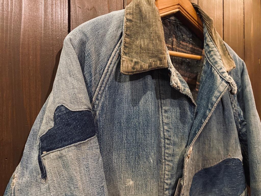 マグネッツ神戸店9/30(水)冬Vintage入荷! #1 Denim Work Jacket!!!_c0078587_17001563.jpg