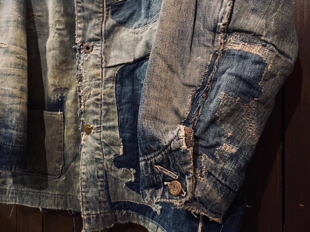 マグネッツ神戸店9/30(水)冬Vintage入荷! #1 Denim Work Jacket!!!_c0078587_17001565.jpg