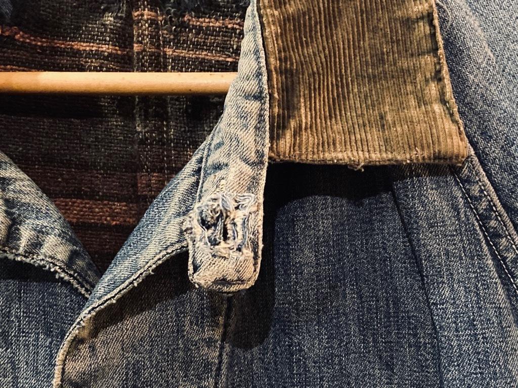 マグネッツ神戸店9/30(水)冬Vintage入荷! #1 Denim Work Jacket!!!_c0078587_17001580.jpg