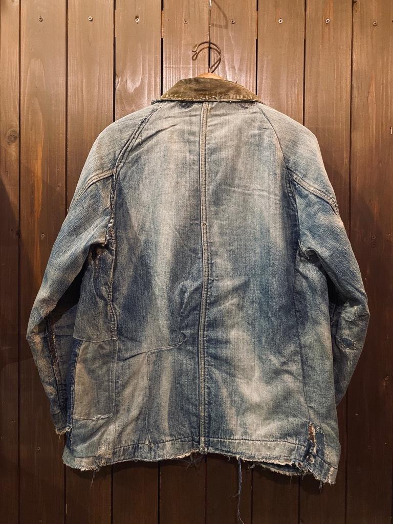 マグネッツ神戸店9/30(水)冬Vintage入荷! #1 Denim Work Jacket!!!_c0078587_17001588.jpg