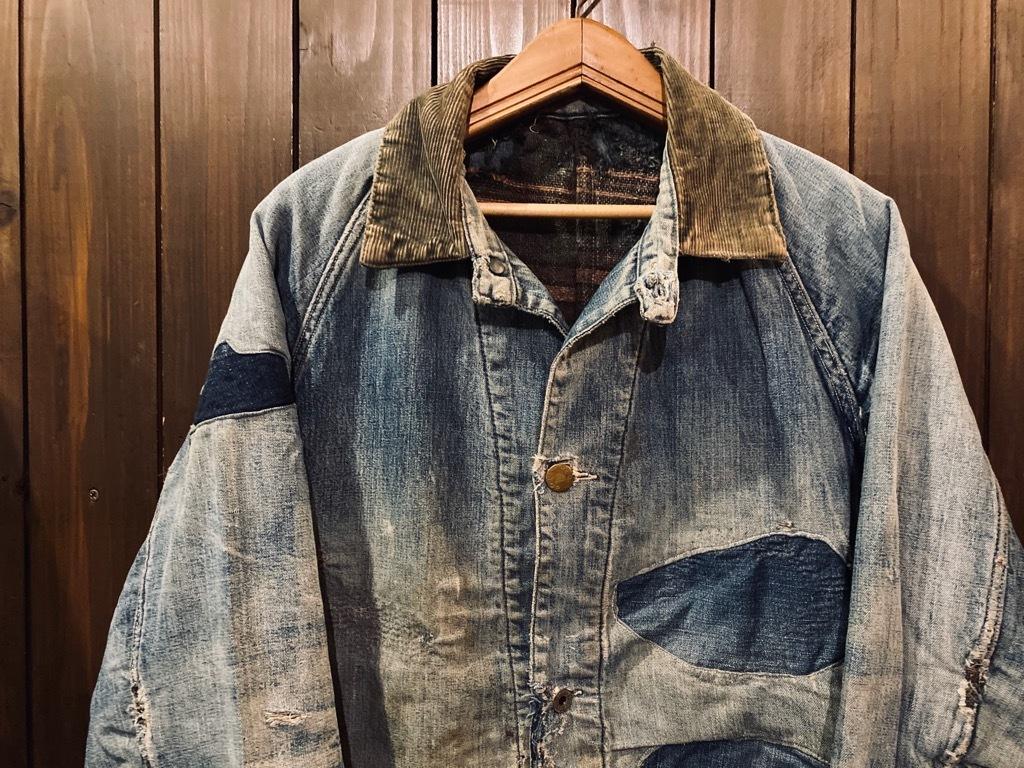 マグネッツ神戸店9/30(水)冬Vintage入荷! #1 Denim Work Jacket!!!_c0078587_17001644.jpg