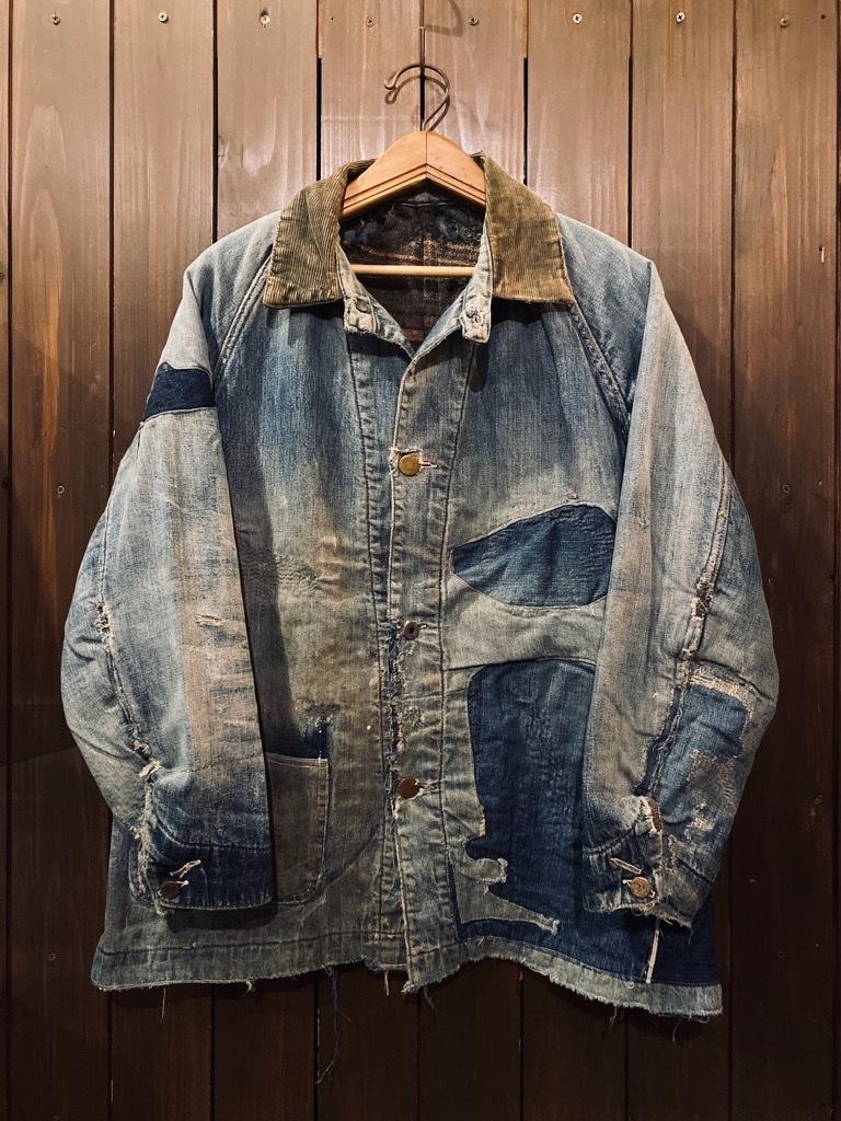 マグネッツ神戸店9/30(水)冬Vintage入荷! #1 Denim Work Jacket!!!_c0078587_17001654.jpg