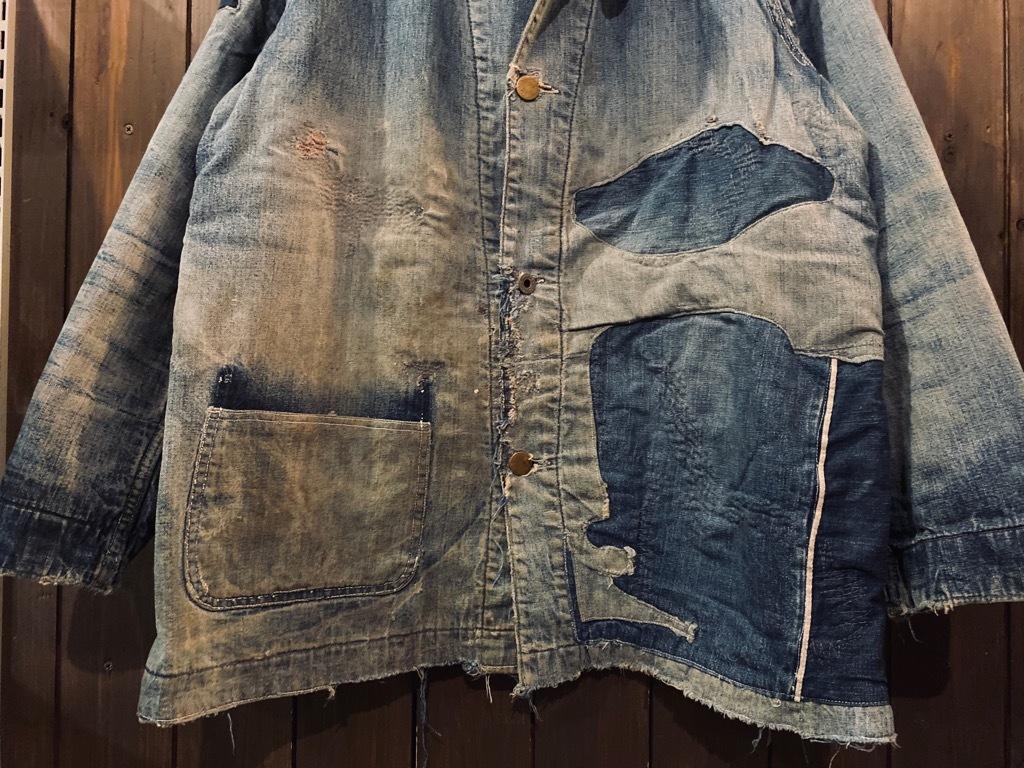 マグネッツ神戸店9/30(水)冬Vintage入荷! #1 Denim Work Jacket!!!_c0078587_17015401.jpg
