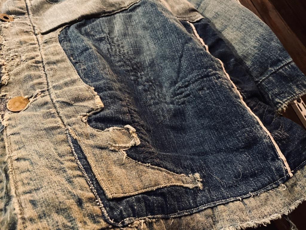 マグネッツ神戸店9/30(水)冬Vintage入荷! #1 Denim Work Jacket!!!_c0078587_17015459.jpg