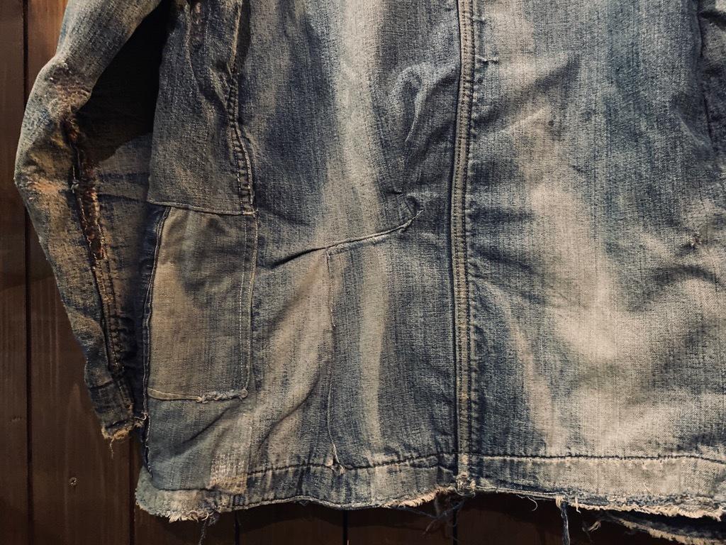 マグネッツ神戸店9/30(水)冬Vintage入荷! #1 Denim Work Jacket!!!_c0078587_17015511.jpg