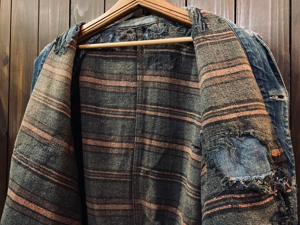 マグネッツ神戸店9/30(水)冬Vintage入荷! #1 Denim Work Jacket!!!_c0078587_17015545.jpg