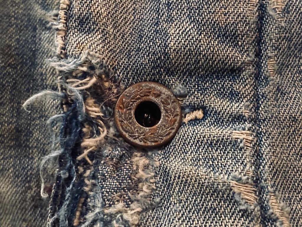 マグネッツ神戸店9/30(水)冬Vintage入荷! #1 Denim Work Jacket!!!_c0078587_17015563.jpg
