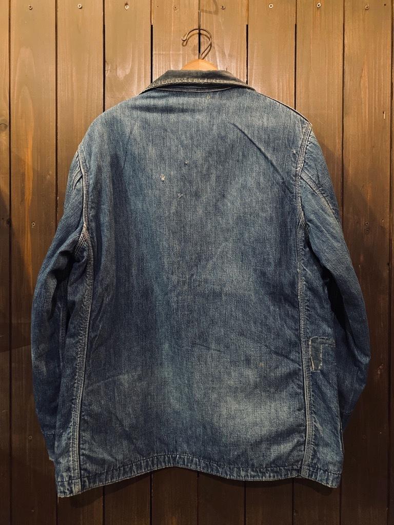 マグネッツ神戸店9/30(水)冬Vintage入荷! #1 Denim Work Jacket!!!_c0078587_17042979.jpg