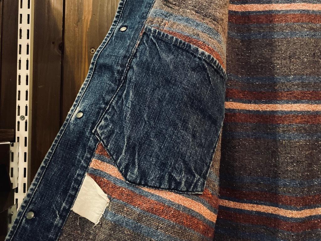 マグネッツ神戸店9/30(水)冬Vintage入荷! #1 Denim Work Jacket!!!_c0078587_17051553.jpg