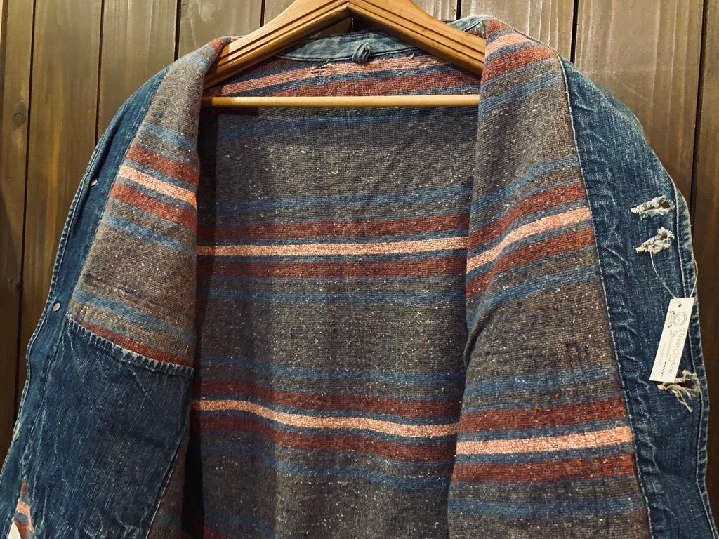 マグネッツ神戸店9/30(水)冬Vintage入荷! #1 Denim Work Jacket!!!_c0078587_17051560.jpg