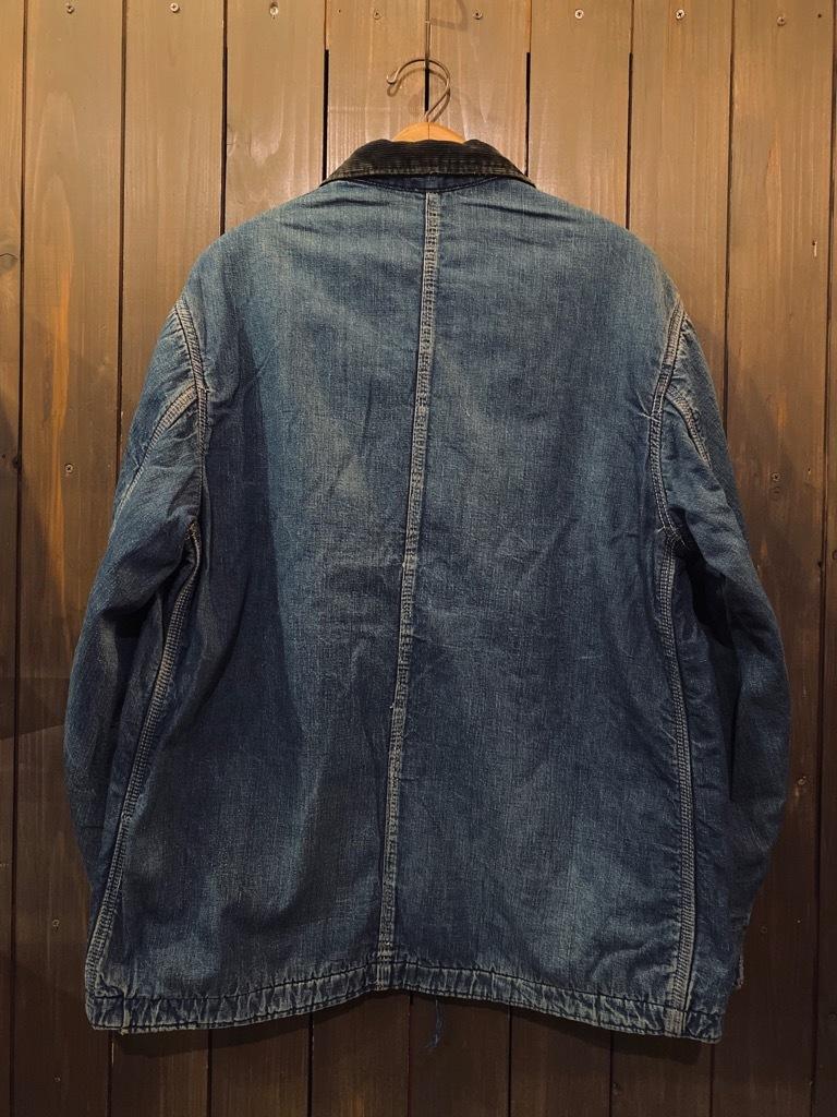 マグネッツ神戸店9/30(水)冬Vintage入荷! #1 Denim Work Jacket!!!_c0078587_17054231.jpg