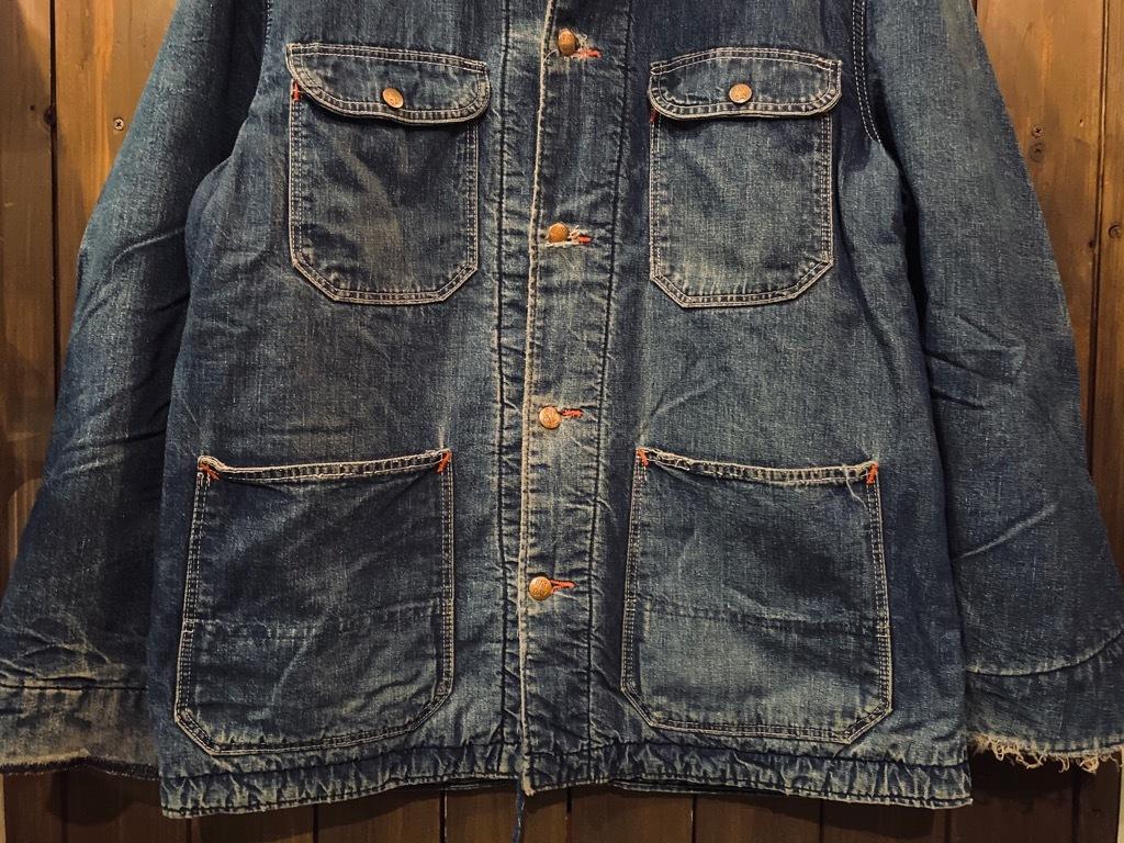 マグネッツ神戸店9/30(水)冬Vintage入荷! #1 Denim Work Jacket!!!_c0078587_17054293.jpg