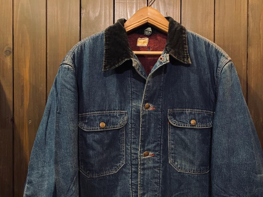 マグネッツ神戸店9/30(水)冬Vintage入荷! #1 Denim Work Jacket!!!_c0078587_17054336.jpg