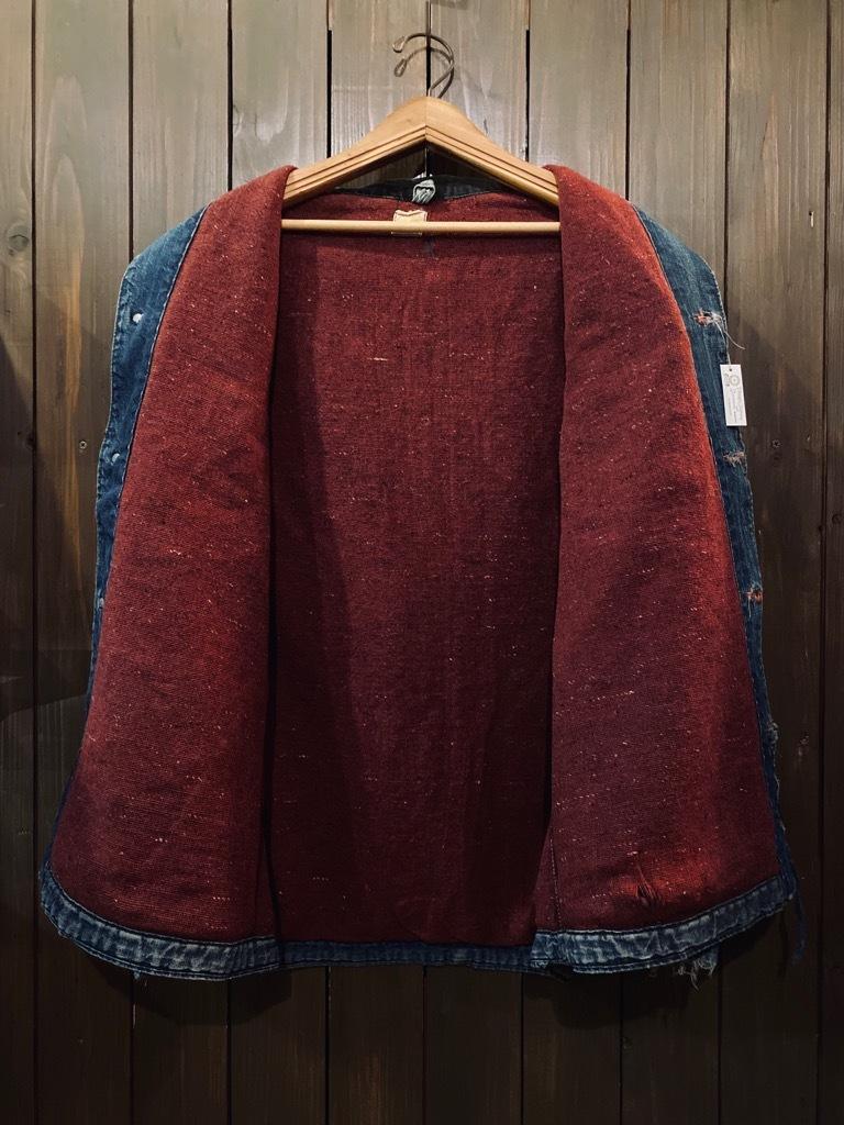 マグネッツ神戸店9/30(水)冬Vintage入荷! #1 Denim Work Jacket!!!_c0078587_17054351.jpg
