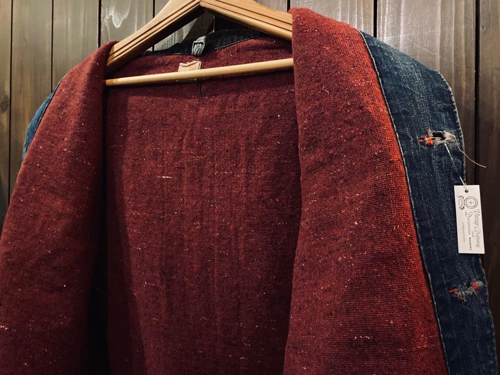 マグネッツ神戸店9/30(水)冬Vintage入荷! #1 Denim Work Jacket!!!_c0078587_17065153.jpg