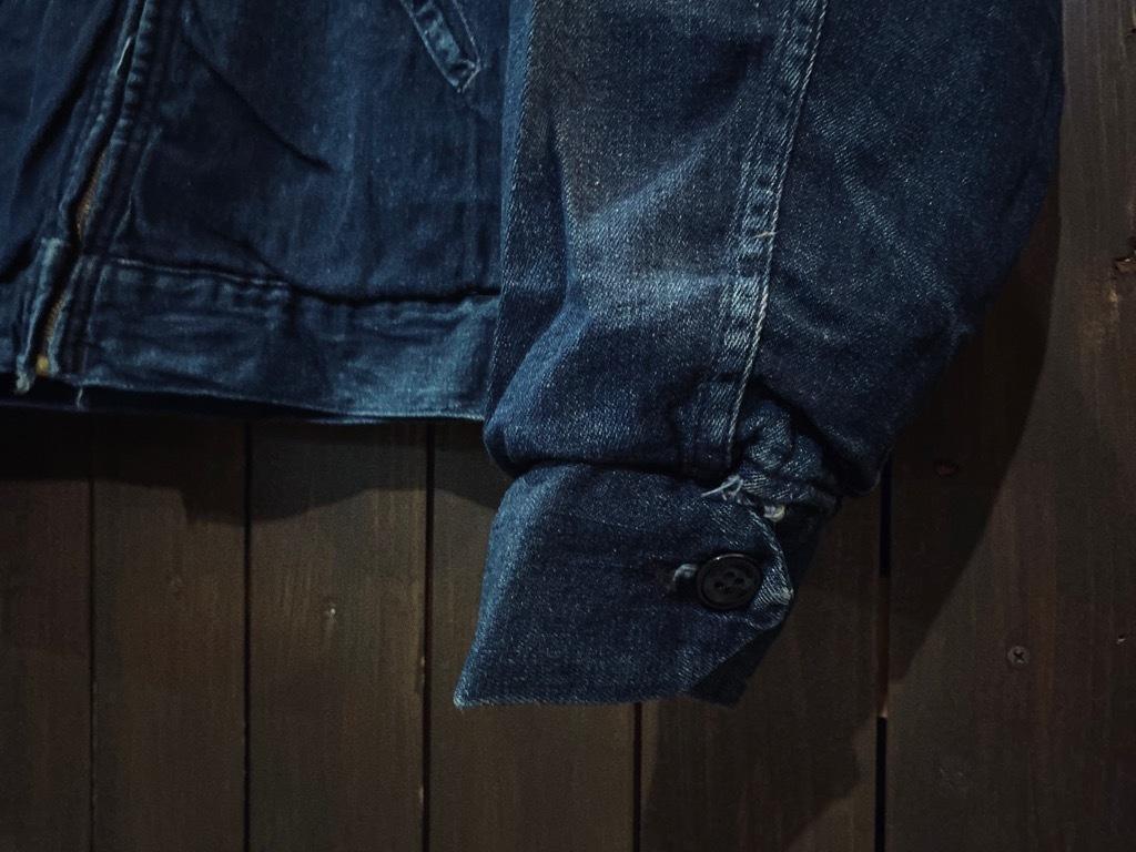 マグネッツ神戸店9/30(水)冬Vintage入荷! #1 Denim Work Jacket!!!_c0078587_17071804.jpg