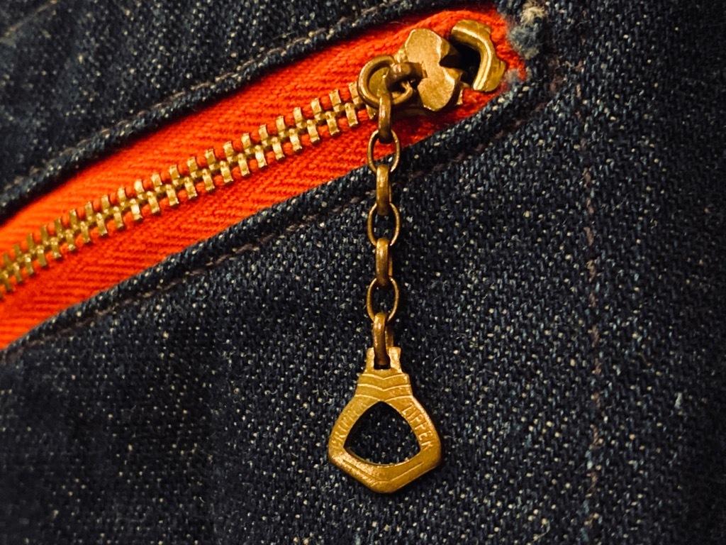 マグネッツ神戸店9/30(水)冬Vintage入荷! #1 Denim Work Jacket!!!_c0078587_17071806.jpg