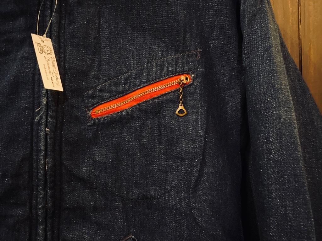 マグネッツ神戸店9/30(水)冬Vintage入荷! #1 Denim Work Jacket!!!_c0078587_17071856.jpg