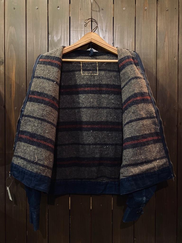 マグネッツ神戸店9/30(水)冬Vintage入荷! #1 Denim Work Jacket!!!_c0078587_17071927.jpg