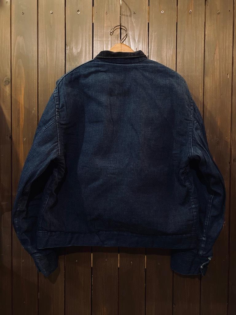 マグネッツ神戸店9/30(水)冬Vintage入荷! #1 Denim Work Jacket!!!_c0078587_17071957.jpg